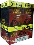 Dutch Masters Cigarillos Red Berry 60 Count